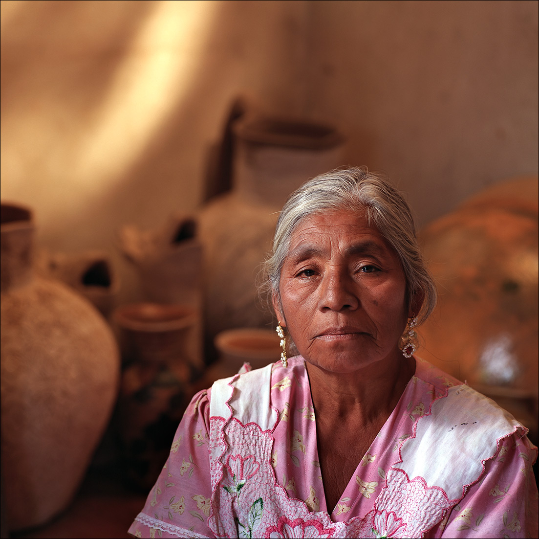 Dolores, Zapotec Women of Oaxaca