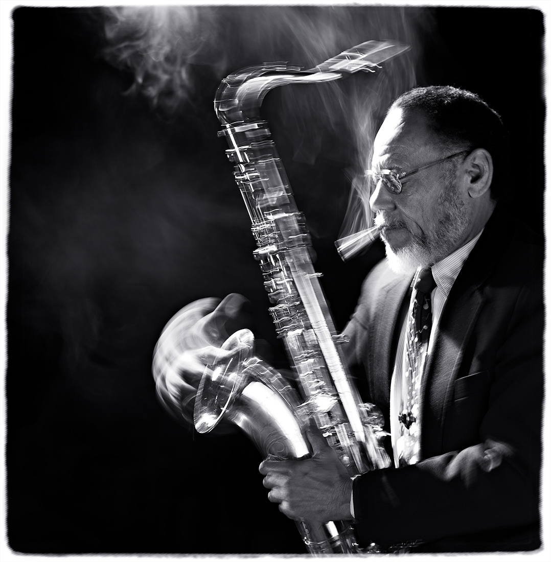 Foster, Kansas City jazz, portrait