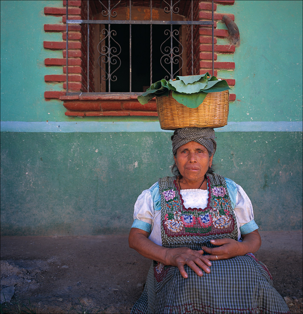 Inez, Zapotec Women of Oaxaca