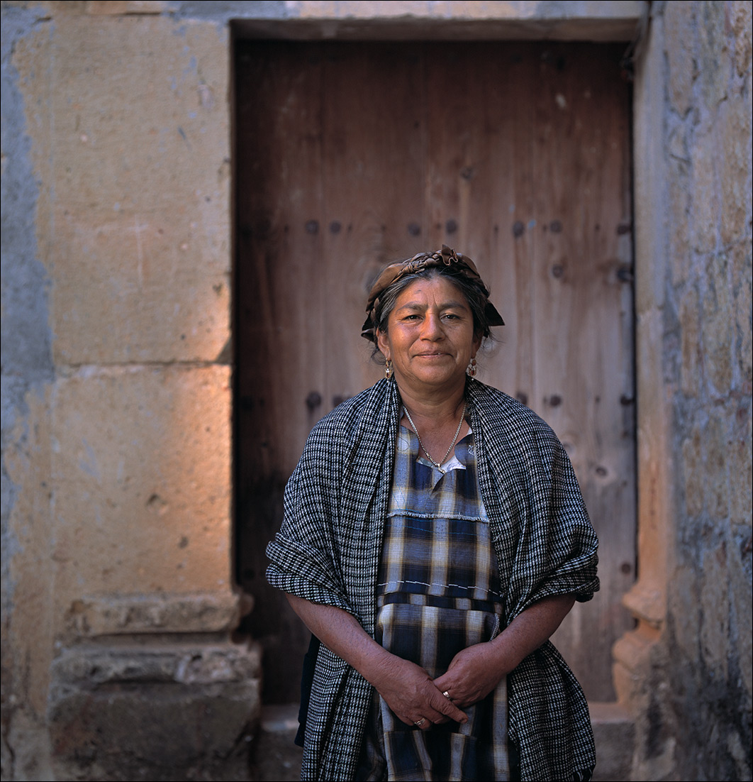 Josefina, Zapotec Women of Oaxaca