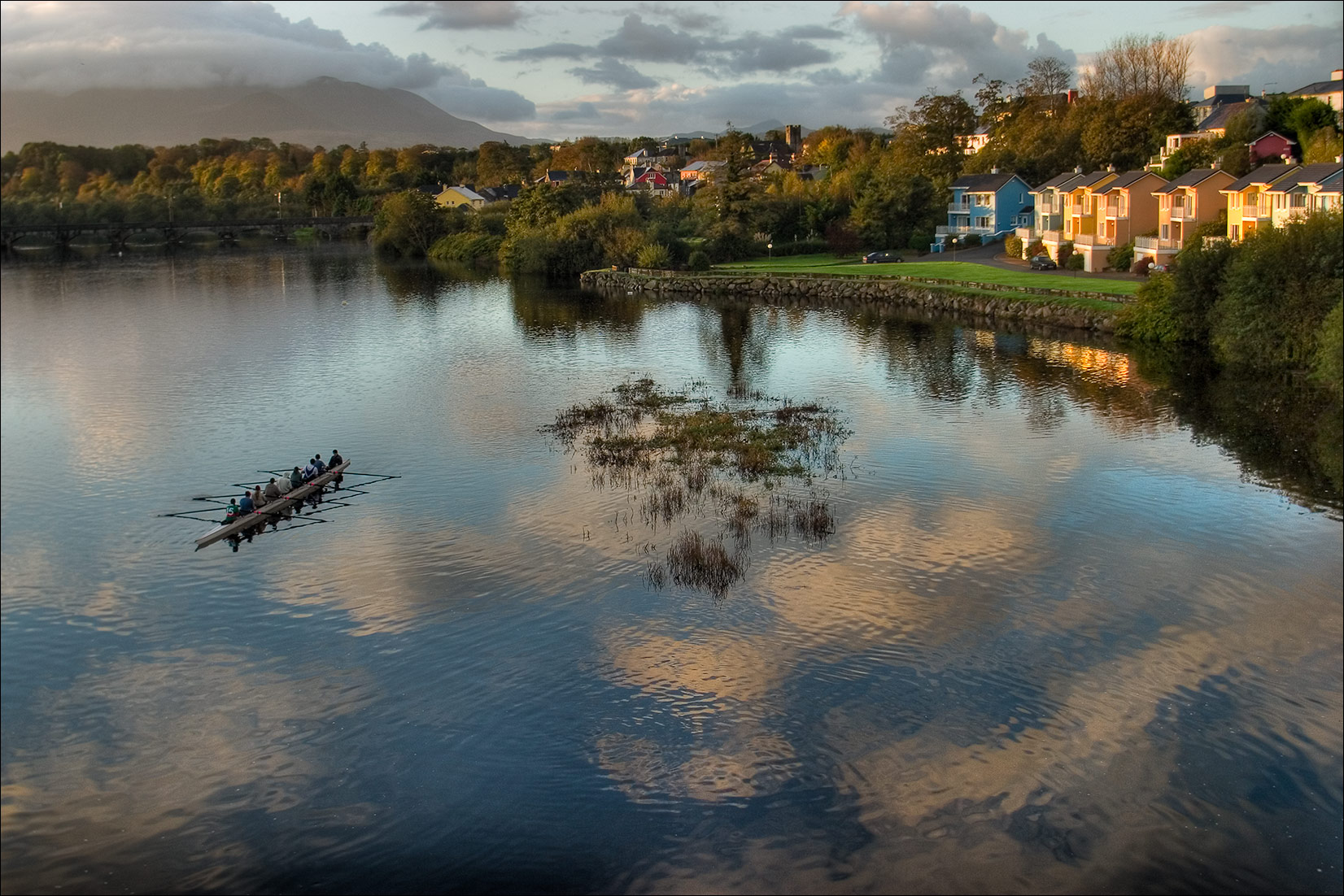 Rowing, Ireland