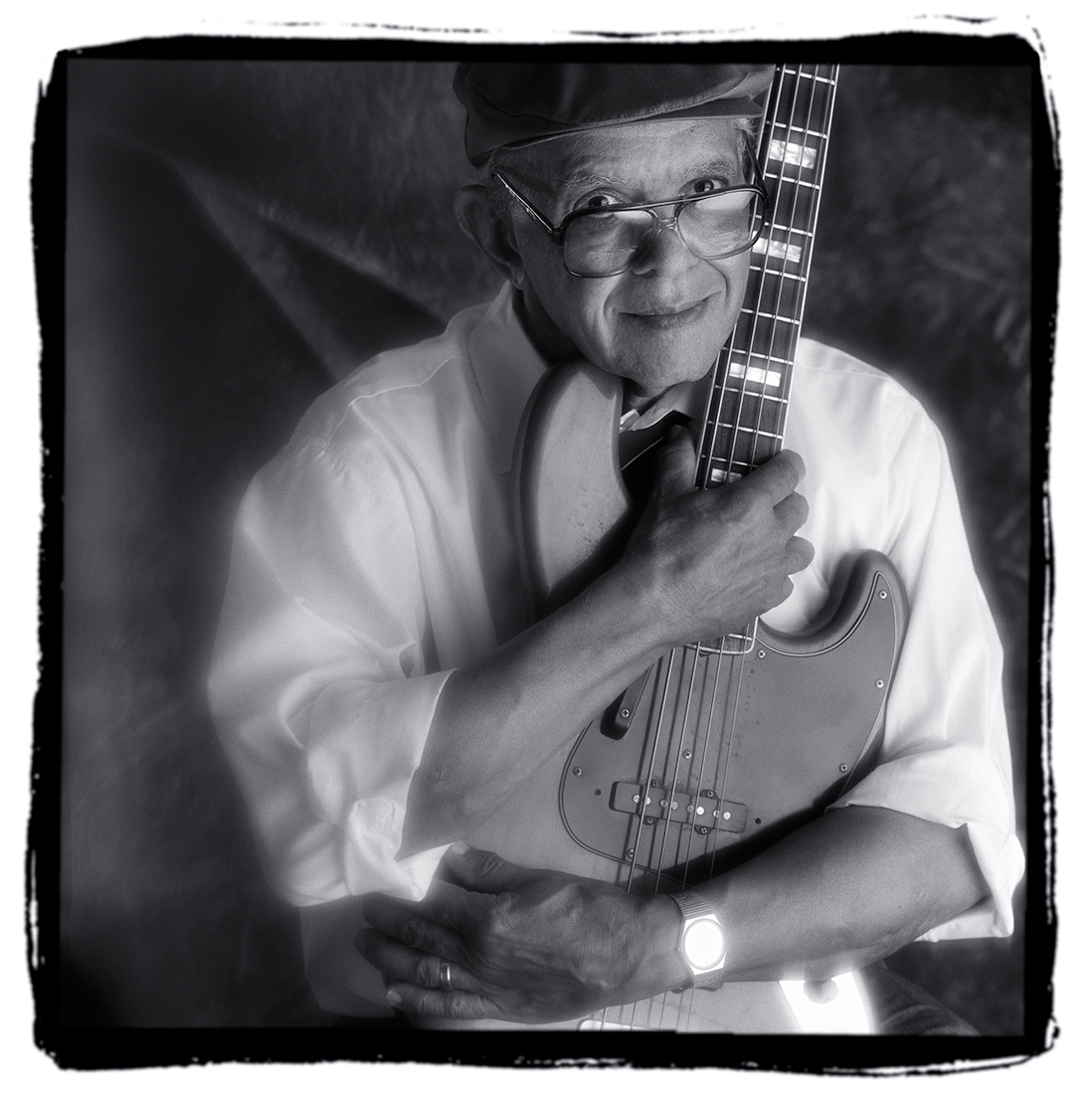 Laverne Barker, Kansas City jazz, portrait