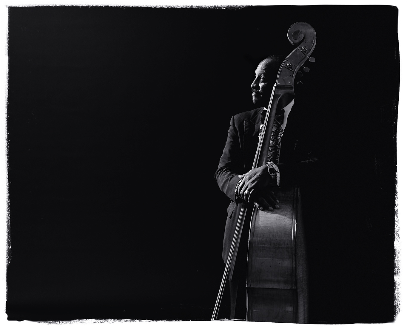 Lucky Wesley, Kansas City jazz, portrait