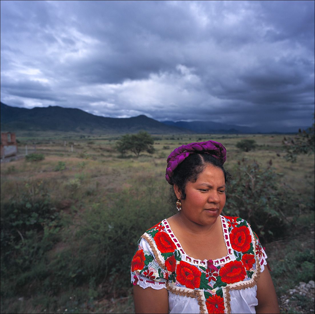 Maria Luisa, Zapotec Women of Oaxaca