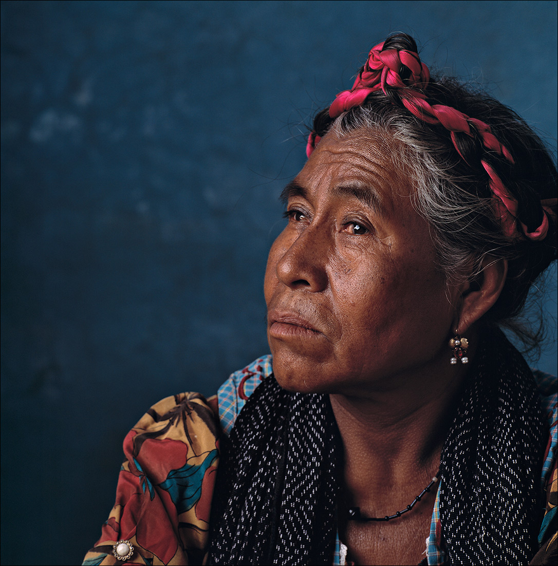 Ricarda, Zapotec Women of Oaxaca