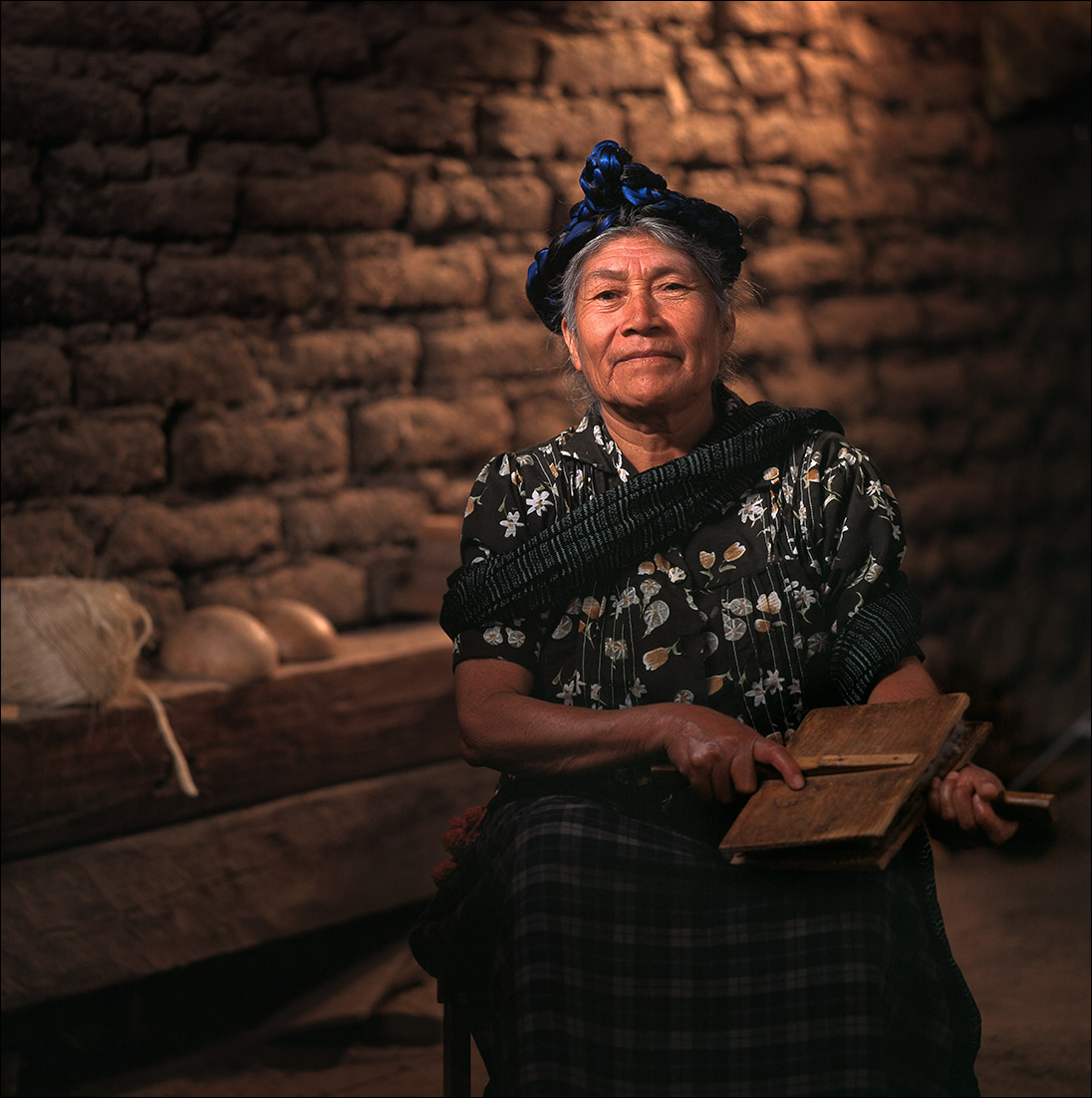 asuncion, Zapotec Women of Oaxaca