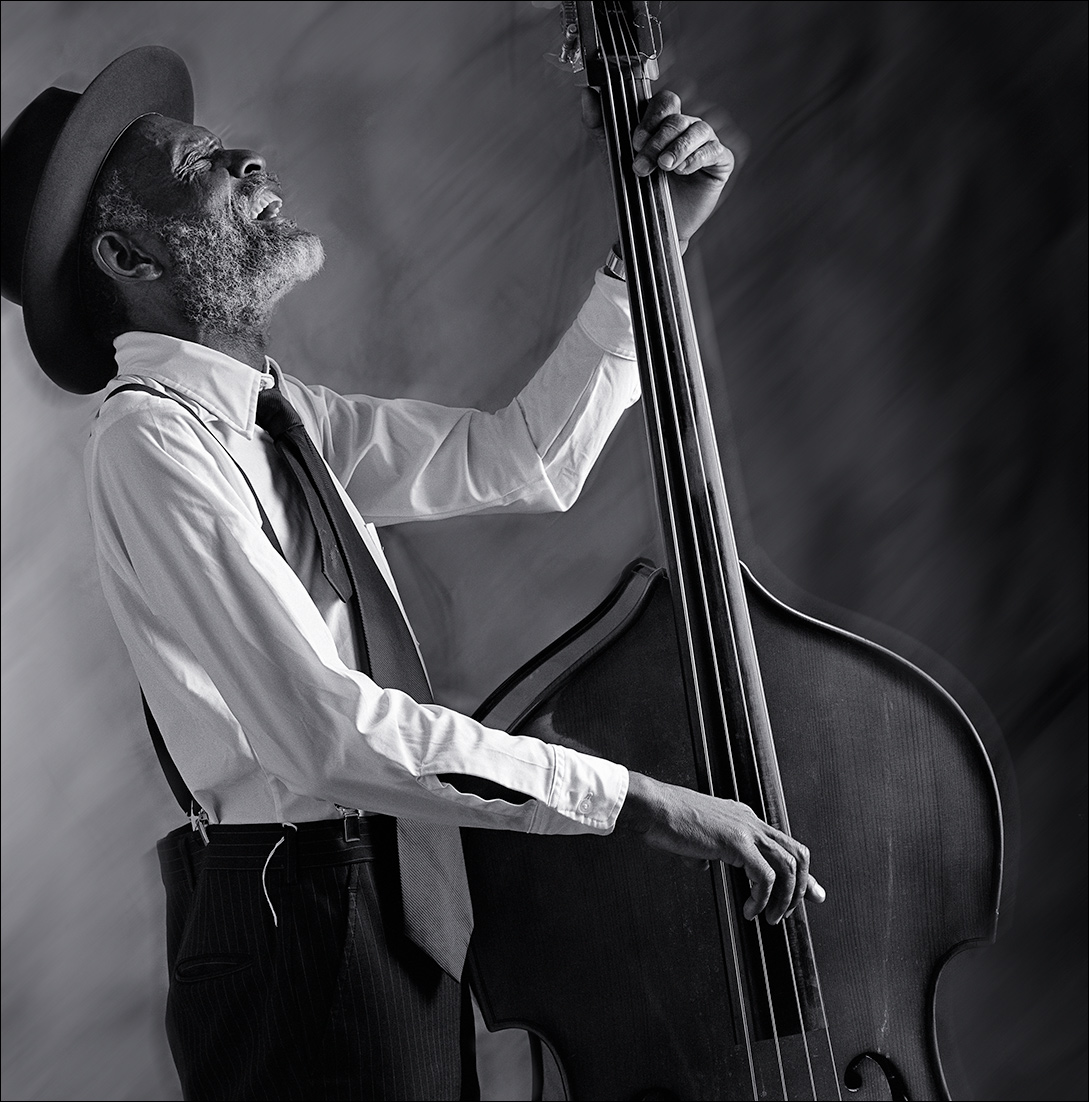 daahoud-williams, jazz, portrait
